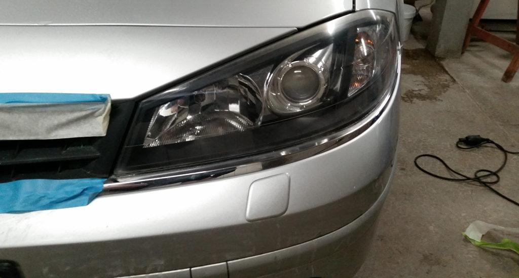 Rénovation des phares voiture Vienne